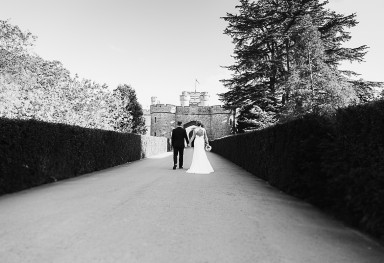 Hayley & Nick - Eastnor Castle